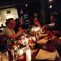 Photo taken at STK Downtown by Mario F. on 3/8/2013