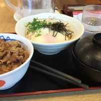Photo taken at 松屋 枚方店 by カレるん on 8/4/2016