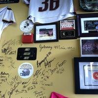 Photo taken at Ashburn Bagel Shop by Buck H. on 11/4/2012