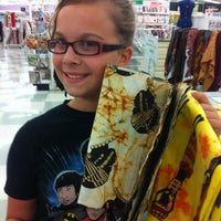 Photo taken at Jo-Ann Fabric and Craft by Denise on 8/11/2013