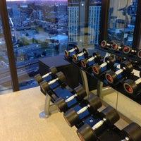 Photo taken at Crown Metropol Hotel by Kolya M. on 10/14/2012