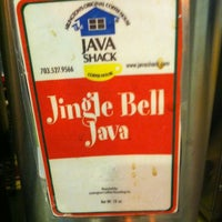 Photo taken at Java Shack by Erin B. on 12/9/2012