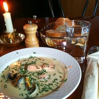 Photo taken at Café Skansen by Max G. on 5/2/2013