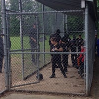 Photo taken at Rainier Playfield by Ruby L. on 5/10/2014