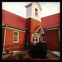 Photo taken at Sneedville UMC by Thomas J. on 12/16/2013