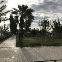 Photo taken at Πάρκο Αλίμου by Lambros G. on 10/30/2016