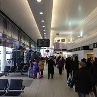 Photo taken at Birmingham Coach Station by Thanos G. on 11/24/2012