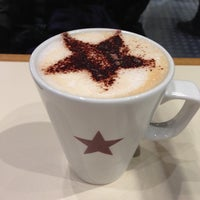 Photo taken at Pret A Manger by Thanos G. on 11/24/2012