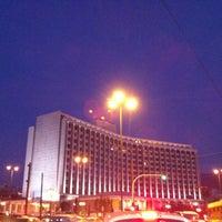Photo taken at Hilton Athens by Fragiskos M. on 10/5/2012
