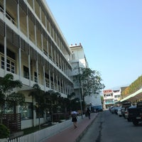 Photo taken at Chiang Mai Rajabhat University by A-Lot on 2/19/2013