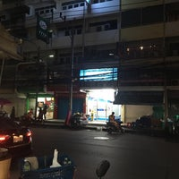 Photo taken at Ratchada-Sutthisan Intersection by Oil K. on 10/22/2016