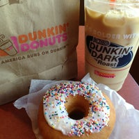 Photo taken at Dunkin Donuts by Jina S. on 4/25/2013