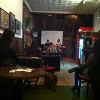 Photo taken at Yippie Cafe by Melissa C. on 2/27/2013