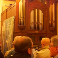 Photo taken at Worrall Independant Chapel by Mike G. on 2/18/2013