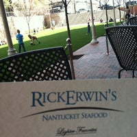 Photo taken at Nantucket Seafood Grill by Darian B. on 4/7/2013