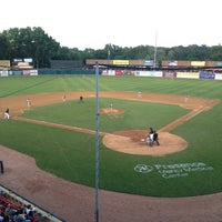 Photo taken at Fifth Third Bank Ballpark by Tom G. on 6/14/2013