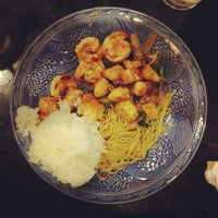 Photo taken at Nakato Japanese Restaurant by Hooty T. on 3/23/2013
