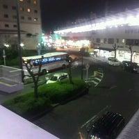 Photo taken at 京阪守口市駅 バスターミナル by ei2ei2_feather on 11/18/2016