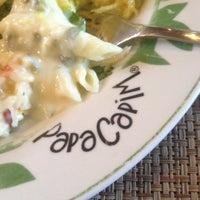 Photo taken at Restaurante Papa Capim by Danielle G. on 4/27/2013