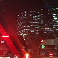 Photo taken at お茶の水交差点 by Kanazawa A. on 4/14/2016
