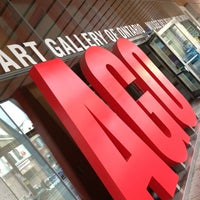 Photo taken at Art Gallery of Ontario by Talita F. on 1/2/2013