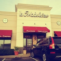 Photo taken at La Madeleine by Paola . on 7/29/2013