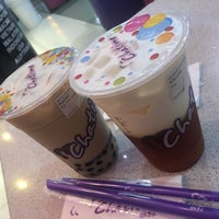 Photo taken at Chatime by Jesse C. on 6/6/2016
