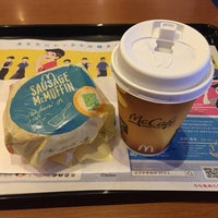 Photo taken at McDonald's by 2015 タ. on 10/11/2016