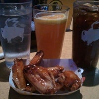 Photo taken at Buffalo Wild Wings by Nikki D. on 10/5/2012