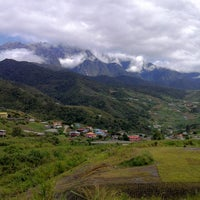 Photo taken at Pekan Kundasang by Faris on 2/26/2013