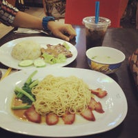 Photo taken at Food Court @ Parkson CT Plaza by Gwen G. on 5/1/2013