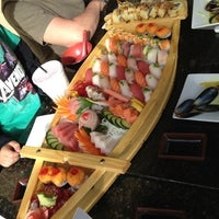 Photo taken at Ari Sushi by Paulo M. on 11/18/2012