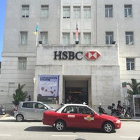 Photo taken at HSBC Bank by Wharfcanary on 12/30/2015