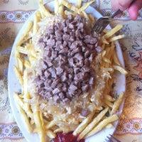Photo taken at Chorrillanas by Nicole V. on 12/28/2012
