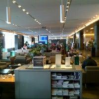 Photo taken at Air New Zealand Koru Lounge by Tom R. on 2/8/2013