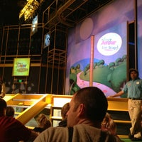 Photo taken at Disney Junior Live on Stage! by Katie L. on 12/5/2013