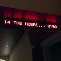 Photo taken at Regal Cinemas Arbor Place 18 & IMAX by Caleb D. on 1/4/2013