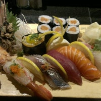 Photo taken at Fukuda Japanese Restaurant by Nuno P. on 1/23/2014