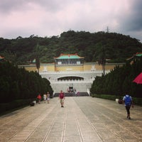 Photo taken at National Palace Museum by Marcella C. on 7/26/2013