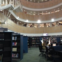 Photo taken at Boots Library by Illy I. on 12/8/2013