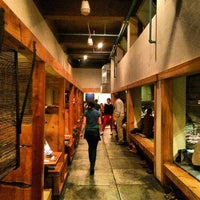 Photo taken at Ippuku by Andrew C. on 10/13/2013