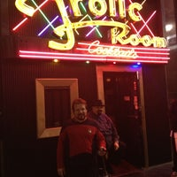Photo taken at Frolic Room by Richie D. on 11/1/2012