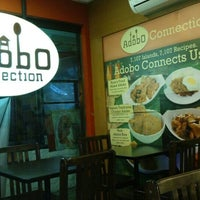 Photo taken at Adobo Connection by Karen A. on 4/14/2015