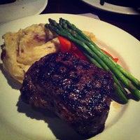 Photo taken at The Keg Steakhouse + Bar by Mikaël L. on 10/9/2012