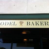 Photo taken at Model Bakery by Kim D. on 7/8/2013