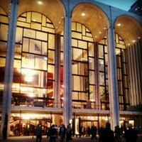 Photo taken at Metropolitan Opera by dawn.in.newyork on 9/27/2012