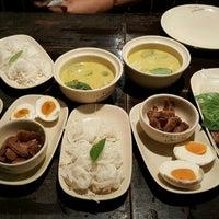 Photo taken at ขนมจีนบางกอก by 🍻Purich🍷🍀 S. on 10/20/2016
