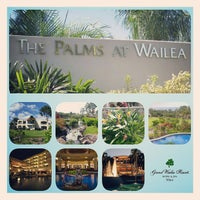 Photo taken at The Palms At Wailea by Shannon M. on 9/20/2013
