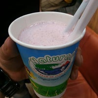 Photo taken at Naturals Ice Cream by Puneet M. on 11/30/2013