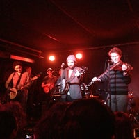 Photo taken at Mercury Lounge by David T. on 2/27/2013